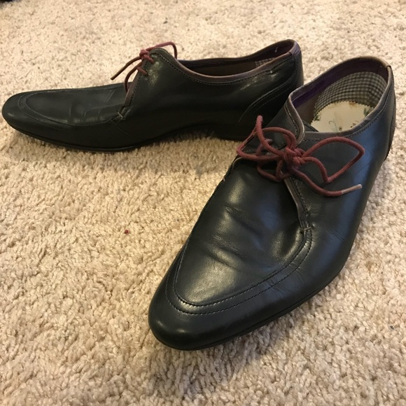 a74f7d267 Ted Baker lace up oxfords 👞 ◾ . M_5bd0ce35619745e37f656e6a